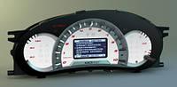 Электронная панель приборов со встроенным бортовым компьютером. Для автомобилей Лада 2110, Калина, Приора