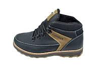 Ботинки зимние на меху Comfort NQ116 Black