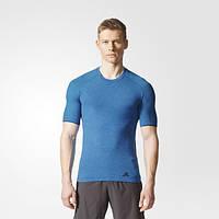 Беговая футболка Adidas Primeknit Wool CE5816
