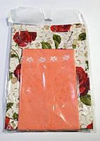 Фартук Nur с полотеничком персиковый