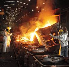 Получение целевых отливок из сталей