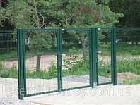 """Калитки,ворота """"Класик"""" (высота 2430,ширина 3000)"""