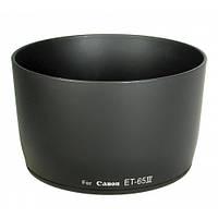 Бленда ET-65 III для объктивов Canon EF 85mm f/1.8, EF 100  f/2, EF 135 f/2.8, EF 70-210 f/3.5-4.5, EF 100-300