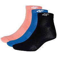 Носки 4F Socks H4Z17-SOD002 набор 3 пары