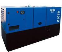 Трехфазный дизельный генератор Geko 60010ED-S/DEDA SS (66 кВа)