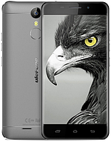 "UleFone Metal Lite gray 1/16 Gb, 5"", MT6580A, 3G, 4G"