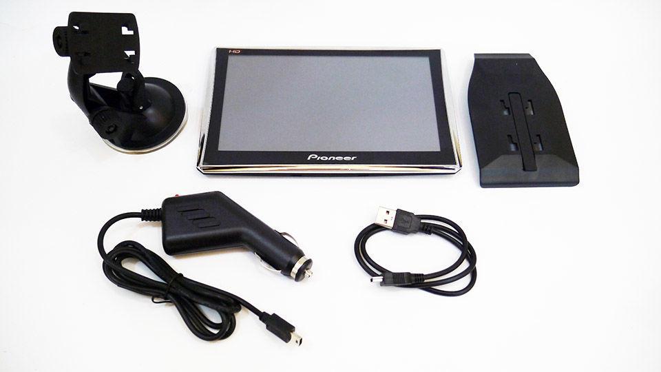 "6"" GPS Pioneer 6803 4Gb + Bluetooth + AV-in"
