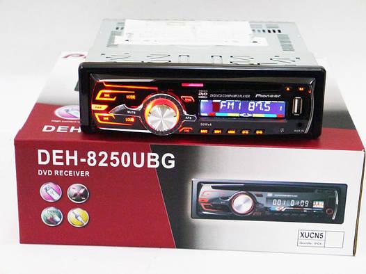 Pioneer DEH-8250UBG Автомагнитола съемная панель