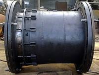 Компенсатор фланцевый сальниковый Ру16 (25) Ду100-Ду1200