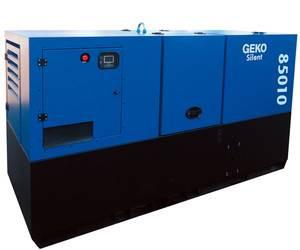 Трехфазный дизельный генератор Geko 100010ED-S/DEDA SS (110 кВа)