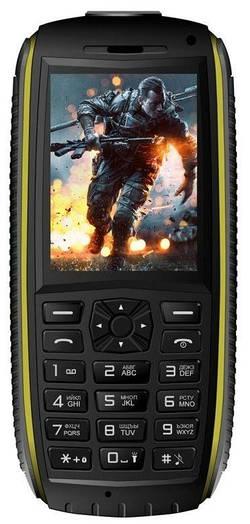 VKworld Stone V3 MAX Yellow (защита IP68)