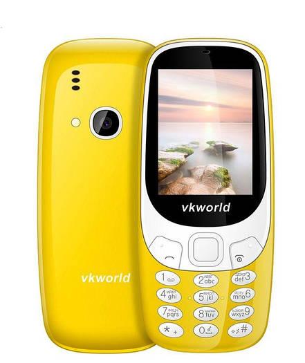 VKworld Z3310 YELLOW
