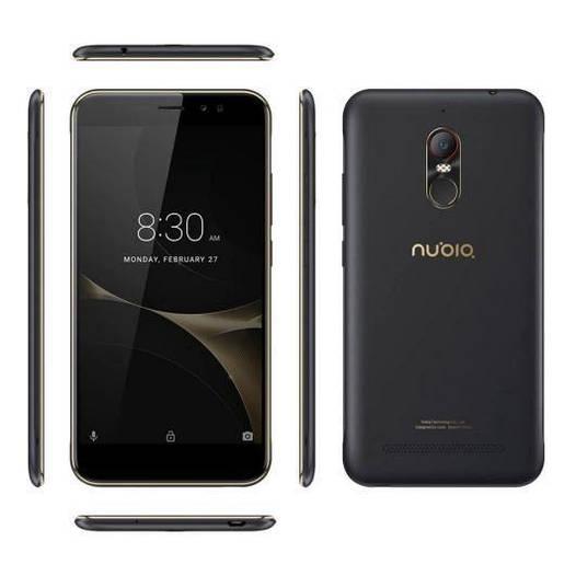 ZTE Nubia N1 lite 2GB/16GB Black