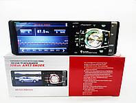 Автомагнитола Pioneer 4012 - CRB экран 4.0 Bluetooth Пульт на руль