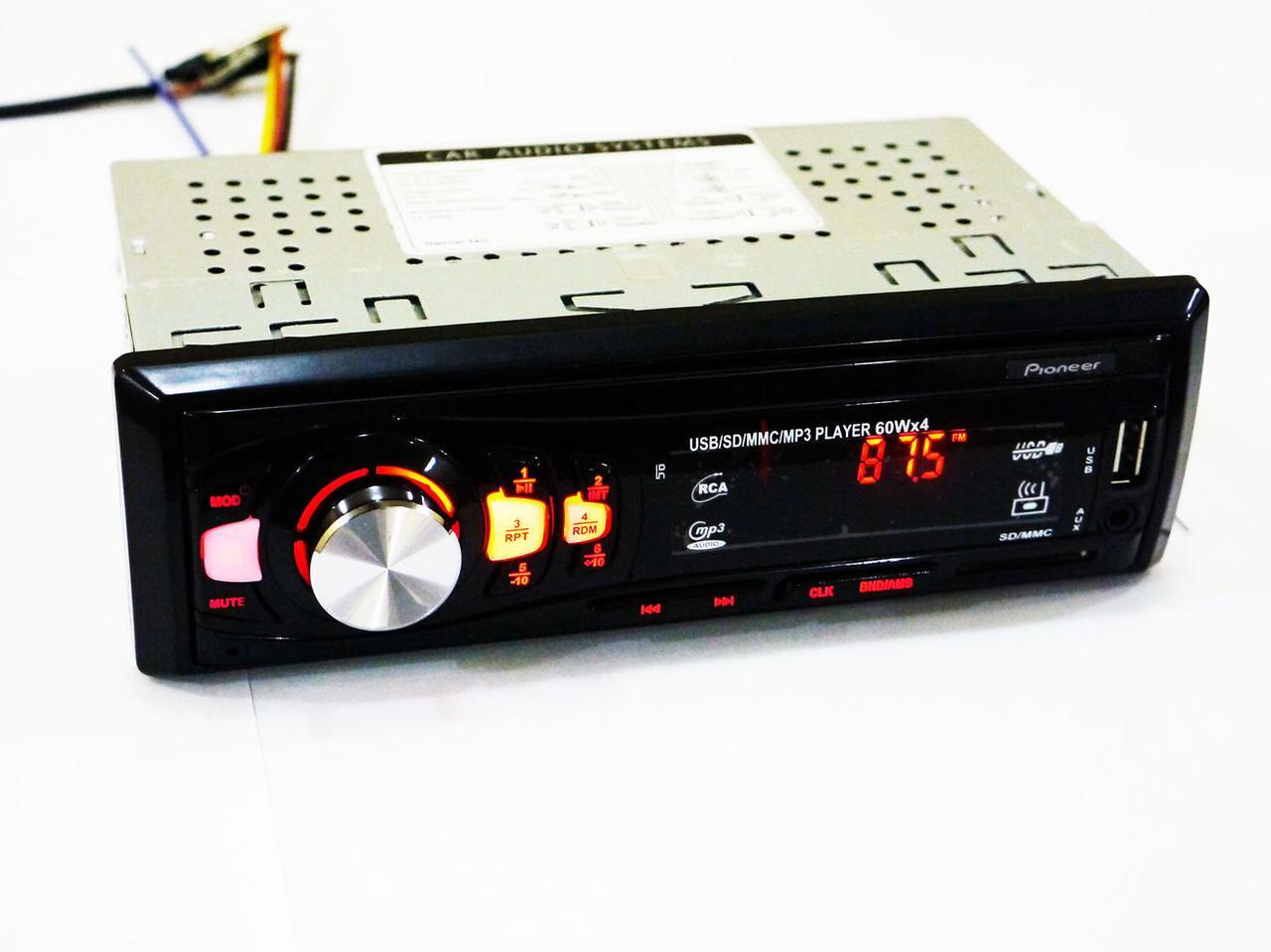 Автомагнитола Pioneer CDX-GT6308
