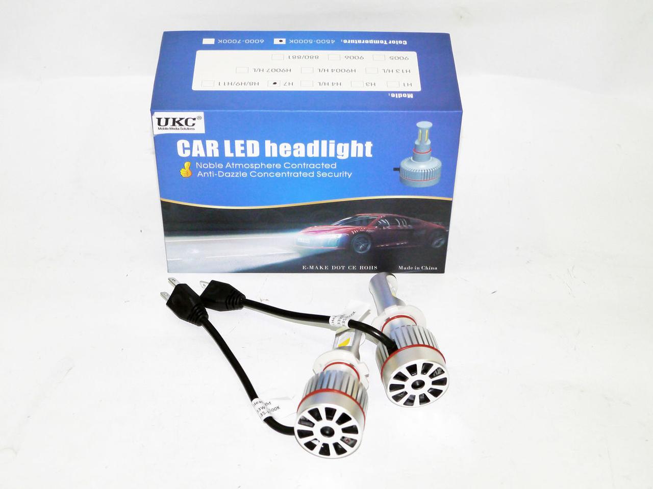 Светодиодные лампочки H7 LED 33W 12V