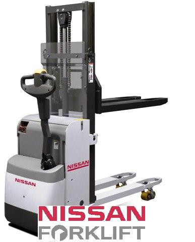 Электроштабелер Nissan PSL 125