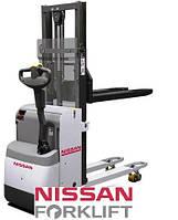 Электроштабелер Nissan PSL 125, фото 1