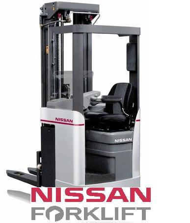 Электроштабелер Nissan XTF 100