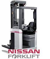 Электроштабелер Nissan XTF 100, фото 1