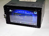 "2din Pioneer PI-888 7"" экран Mp3-Dvd-Tv/Fm-тюнер + пульт, фото 3"