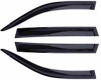 Дефлекторы окон Cobra (Ветровики) для Volkswagen Passat B5 Sd 1997-2001-2005