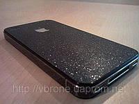 Декоративная защитная пленка для Iphone 4/4S, дымчатый кварц