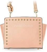 11-29 Розовая трапеция женская сумка шпильки jety 5902734917195