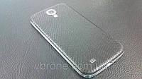 Декоративная защитная пленка для Samsung GT-I9500 Galaxy S 4 рептилия черная