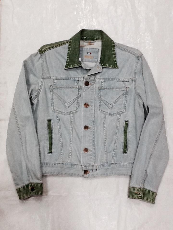Куртка Vince Venice Blu мужская