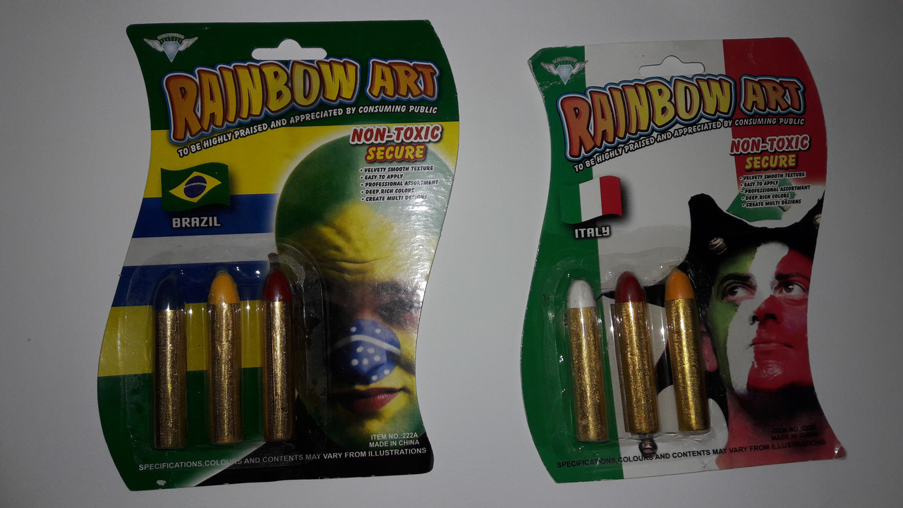 Карандаши для грима Rainbow Art