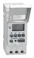 Таймер ІЕК ТЭ15 цифровий 16А 230В на DIN-рейку