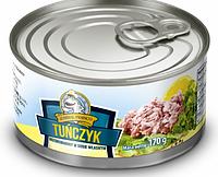 Тунец дробленный для салата (Tunczyk) Польша 170г