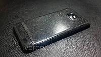"Декоративная защитная пленка для Samsung Galaxy S 2 ""дымчатый кварц"""