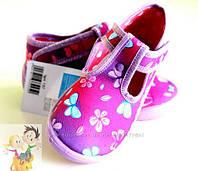 Тапочки Raweks для девочек 23 размер – 14.5 см  с кожаными стельками