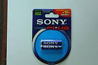 Батарейка Sony LR03 Stamina Plus 1x2 шт.