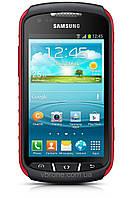 Бронированная защитная пленка для экрана Samsung GT-S7710 Galaxy Xcover 2