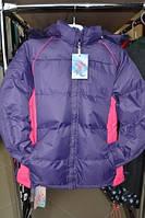Зимняя термокуртка для девочки 16 лет