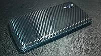 Декоративная защитная пленка для LG Nexus 4 карбон черный