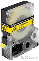 Картридж зі стрічкою Epson LK3YBW принтерів LW-300/ 400/ 400VP/ 700 Strng adh Blk/ Yell (C53S653005)