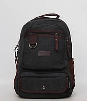 Мужской повседневный городской рюкзак с отделом под ноутбук Gorangd