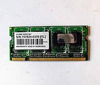 267 Память SO-DIMM 512 MB DDR2-667 PC2-5300 Transcend для ноутбуков