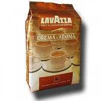 LAVAZZA CREMA AROMAв зернах (1000г. Австрия)