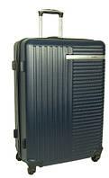 Большой чемодан из ABS пластика Skyflite Excel Navy L 924478, 101 л