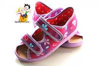 Тапочки,босоножки Raweks для девочек  с кожаными стельками 24 размер – 15 см