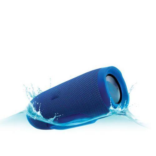 Портативная bluetooth колонка MP3 плеер E3 CHARGE3 waterproof водонепроницаемая Power Bank Blue, фото 1