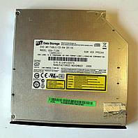 267 DVD-RW Hitachi-LG GSA-T10N IDE привод для ноутбука - рабочий, но не выезжает