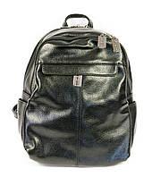 Модный рюкзак женский черного цвета