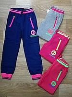 Спортивные  штаны с начесом для девочек оптом,Sincere 134-164 рр., арт. AD-641