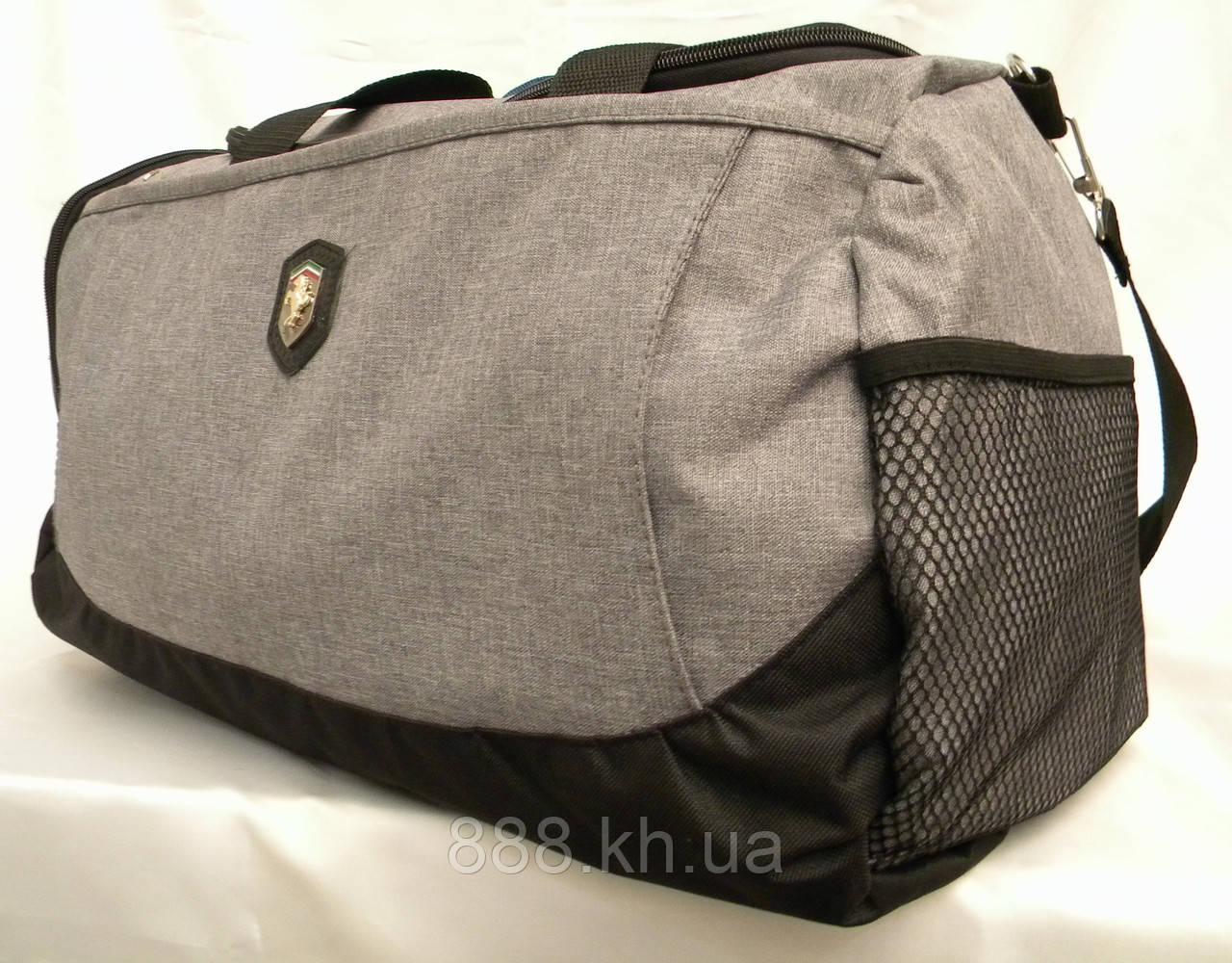 Спортивная сумка, стильная мужская сумка, женская сумка для тренировок, фото 1